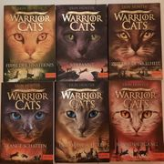 Warrior Cats Bücher fast geschenkt