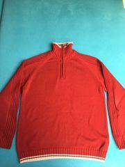 Troyer-Pullover rot XL von Globetrotter