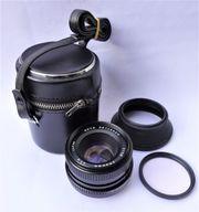 Lichtstarkes Objektiv 50mm 1 1