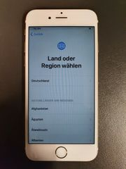 iPhone 6s 32GB Rosegold guter
