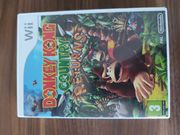 Wii Spiel Donkey Kong Country