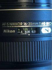 AF-S NIKKOR 16-35 mm 1