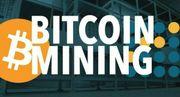 btc mining TH S 1monat