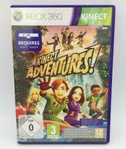 Kinect Adventures XBox360-Spiel