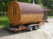 Sauna-Fass Mobile