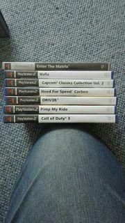 Spiele für die ps2
