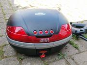 Givi Topcase Träger-BMW R 1200