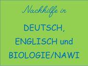 Nachhilfe Kl 5-9 in Deutsch