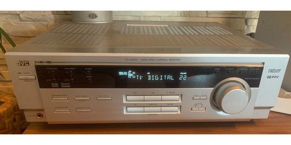Dolby Surround JVC RX-5022R AV-Receiver