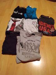 T-Shirts und langarmshirts Größe 146
