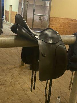 Zubehör Reit-/Pferdesport - Dressursattel ANKY v Busse mittelweit