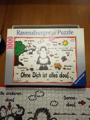 Puzzle Ohne dich ist alles