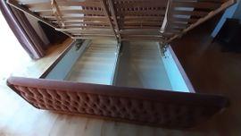Betten - Doppelbett Polsterbett 180X200