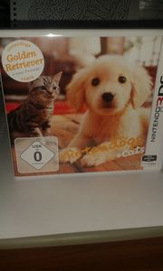Nintendo 3DS Golden Retriever und