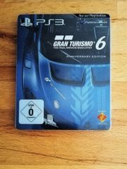 Playstation 3 - Gran Turismo 6 -