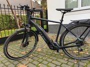 E Bike Cube Touring Hybrid