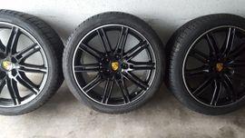 Porsche Cayenne 7P 21 Zoll: Kleinanzeigen aus Syke - Rubrik Alufelgen