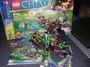 12x Lego Chima XXL Set