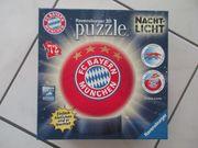 FC Bayern München Puzzle Ball