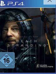 Ps4 Spiel Death stranding