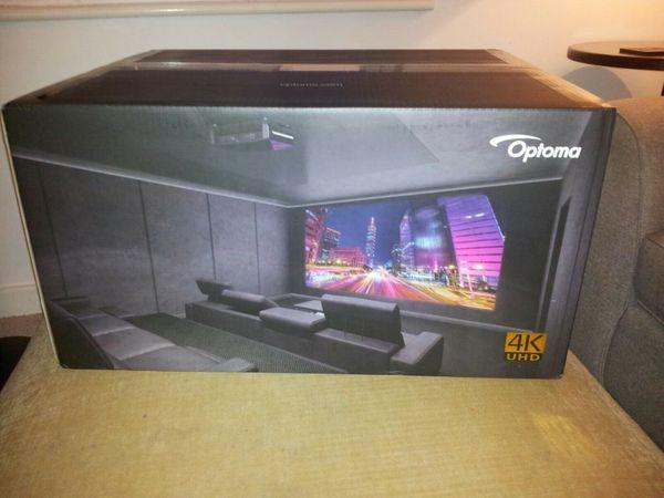 Optoma UHD65 4K Home Cinema