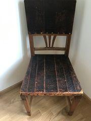 Alte Antike Stuhl