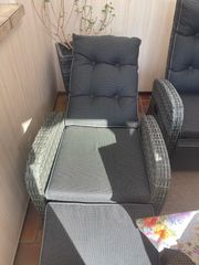 2 x Luxus Ratan Sessel