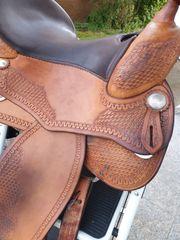 Westernsattel Continental Saddlery Equiflex