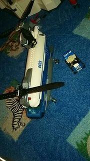 Verkaufe mein Lego Polizei Helikopter