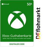 50 EUR Xbox Live Card