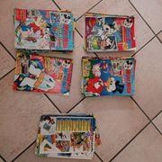 mickey mouse hefte 53 Stück