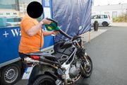 Motorradwaschanlage mobil BJ 09 2015