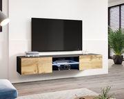 TV Lowboard VIGO GLASS VG11