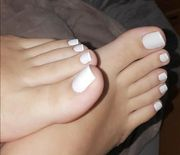 Sexy Fuß Hand Fotos