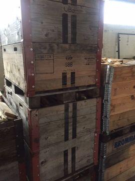 Holz - Brennholz Weich - in Europaletten ca