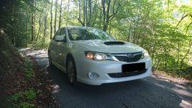 Subaru Impreza 2.0TD Sport Limousine