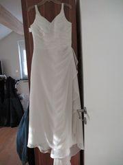 Brautkleid Hochzeitskleid mit Kurzjacke Bolero