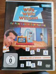 DVD Willi wills Wissen