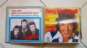 Schallplatten Vinyl 1950 1960 Singles