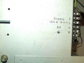 PA, Licht, Boxen - Klangfilm Siemens Pair KLV 408