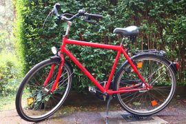 Herren-Fahrräder - Kalkhoff 28er Herrenrad Citybike 7