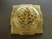 Meru Chakra 3-dimensionales Shri Yantra