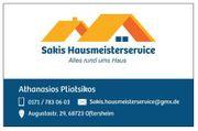 Hausmeister Gartenpflege Treppenhausreinigung