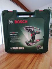 Bosch Akkuschrauber mit Schlagfunktion