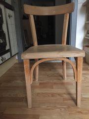 Holzstuhl Kinderstuhl Sessel kleiner Stuhl