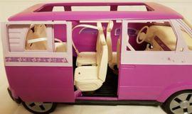 Puppen - Barbie VW Micro Bus sehr