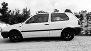oldschool youngtimer 92er VW