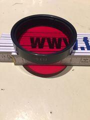 Verkaufe Rotfilter RG 610 Durchmesser