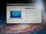 Apple MacBook Pro mit Maus