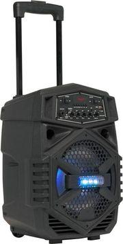 Trolley Lautsprecher mit Lichteffekten FM